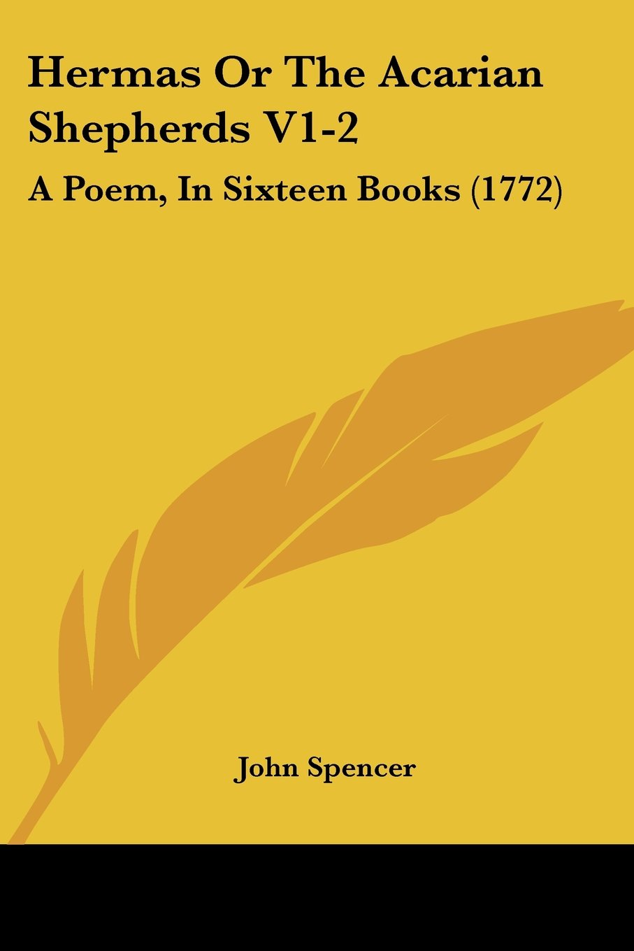 Download Hermas Or The Acarian Shepherds V1-2: A Poem, In Sixteen Books (1772) pdf epub