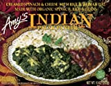 Indian Palak Paneer by Amy's Kitchen, 10 oz Boxes (12)