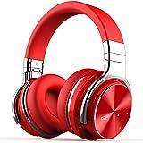 COWIN E7 PRO Active Noise Cancelling Headphones Bluetooth Headphones with Microphone/Deep Bass Wireless Headphones Over…