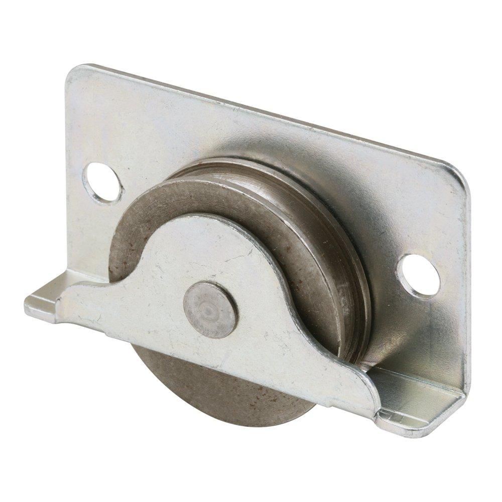 Slide-Co 16774 Closet Door Roller, 1-3/8-Inch Steel Ball Bearing Wheel,(Pack of 2)