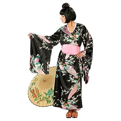 NET TOYS Kimono asiático para Carnaval Traje de Chica ...