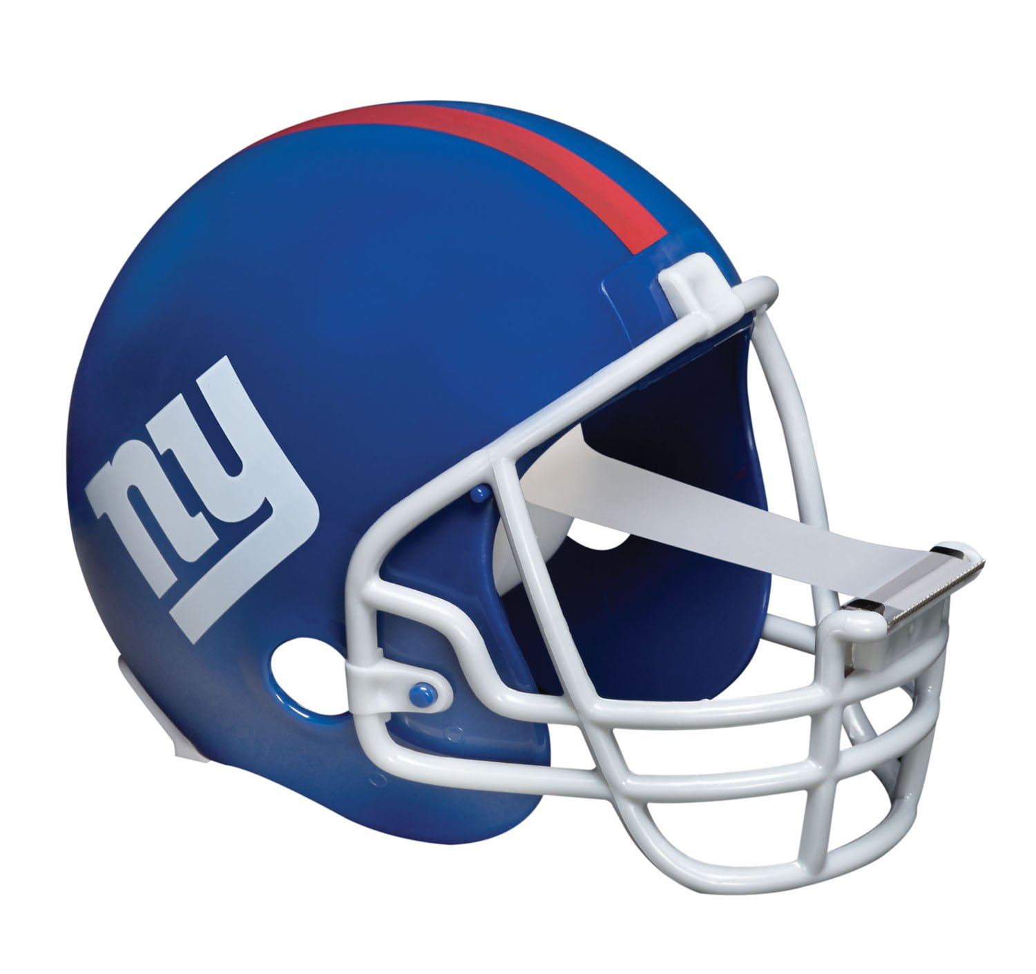 Scotch Magic Tape Dispenser, New York Giants Football Helmet with 1 Roll of 3/4 x 350 Inches Tape by Scotch
