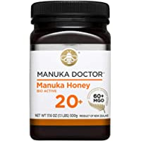 Manuka Doctor, 20 Bio Active Manuka Honey, 1.1 Lb (500 G)