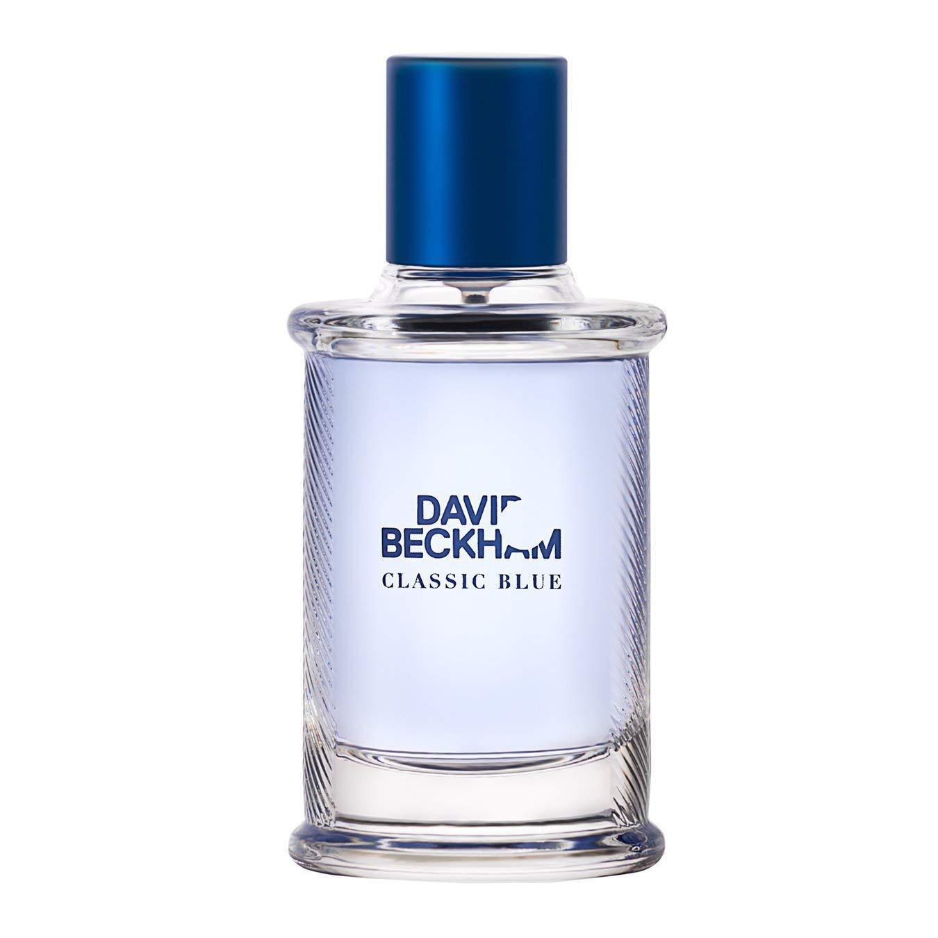 David Beckham Classic Blue Eau De Toilette for Men, 90 ml Coty Beauty 32777822000