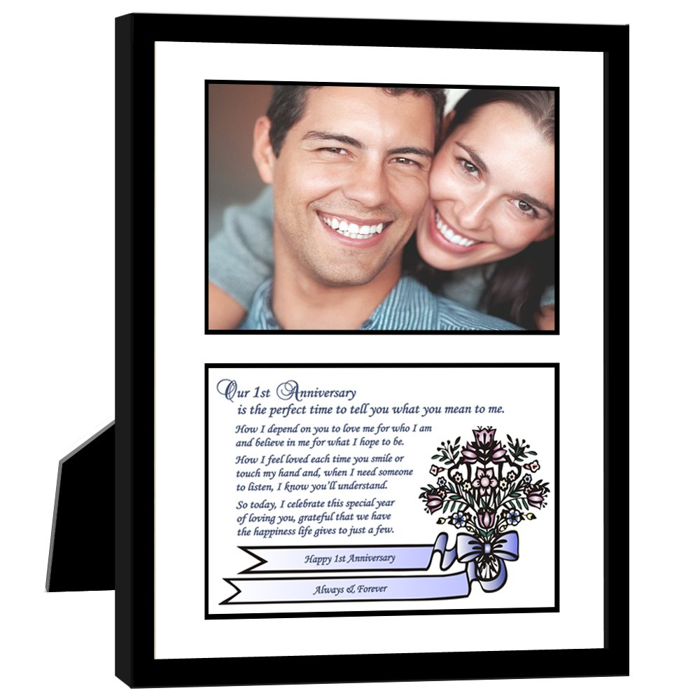 Amazon.com - 1st Anniversary Gift for Husband, Wife, Boyfriend or ...