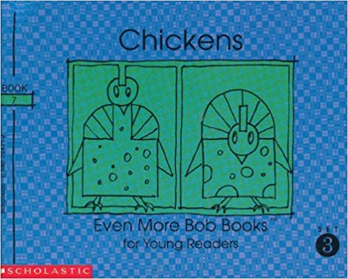 Book Chickens (Even More Bob Books for Young Readers, Set III, Book 7)