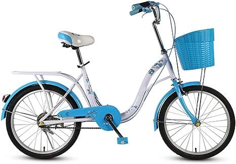 YUMEIGE Bicicletas Infantiles Bicicletas para niños 16/18/20 ...