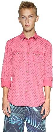 Desigual Cam_Nicholas - Camisa para hombre
