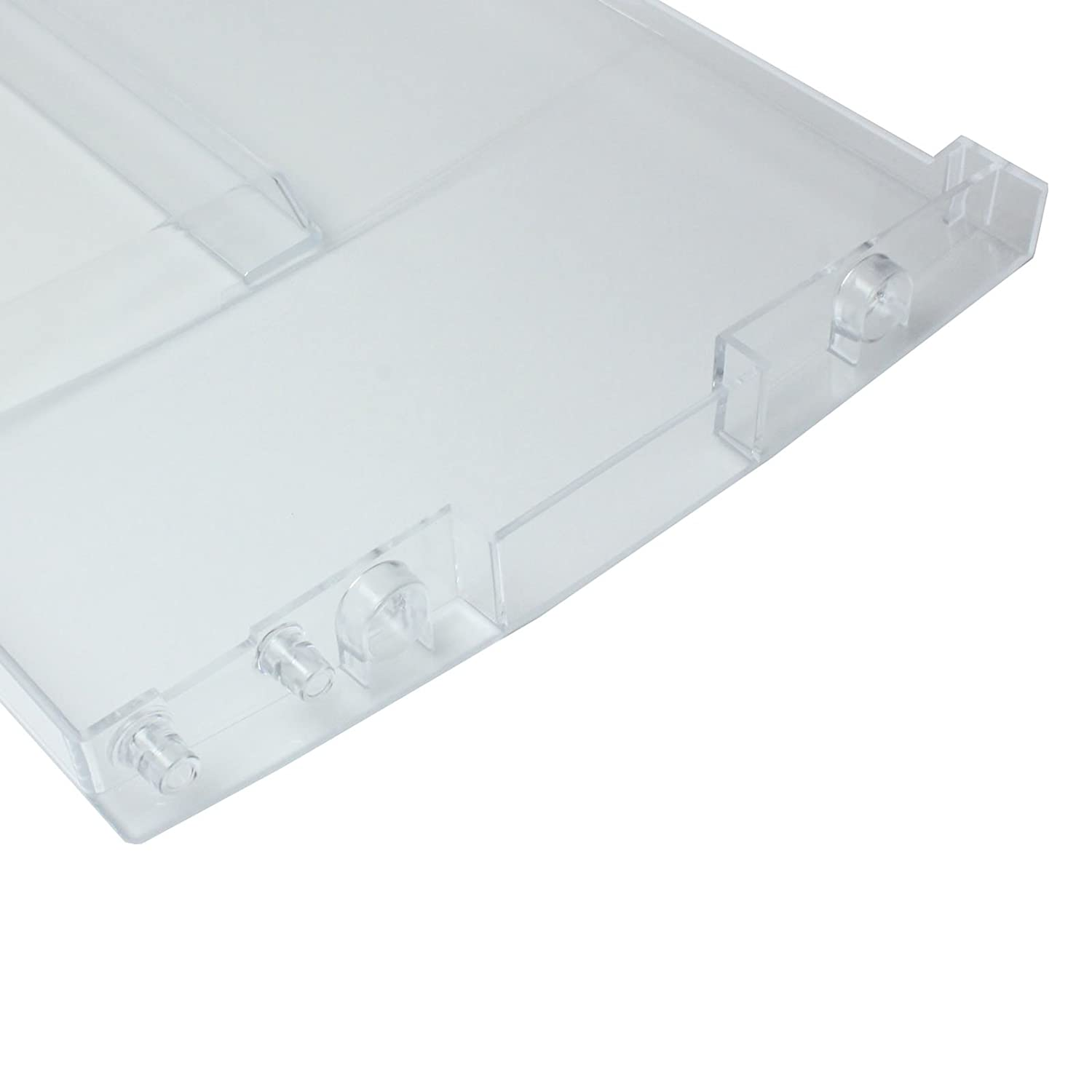 Beko Fridge Freezer Drawer Cover/Basket Front (Clear Plastic) [Energy Class A+++] Beko Group 4331793600