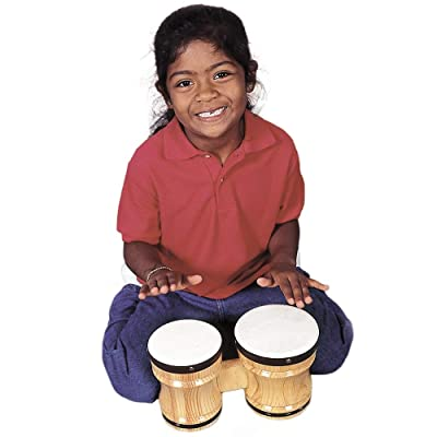 Rhythm Band Bongo Drum (RB1302): Musical Instruments