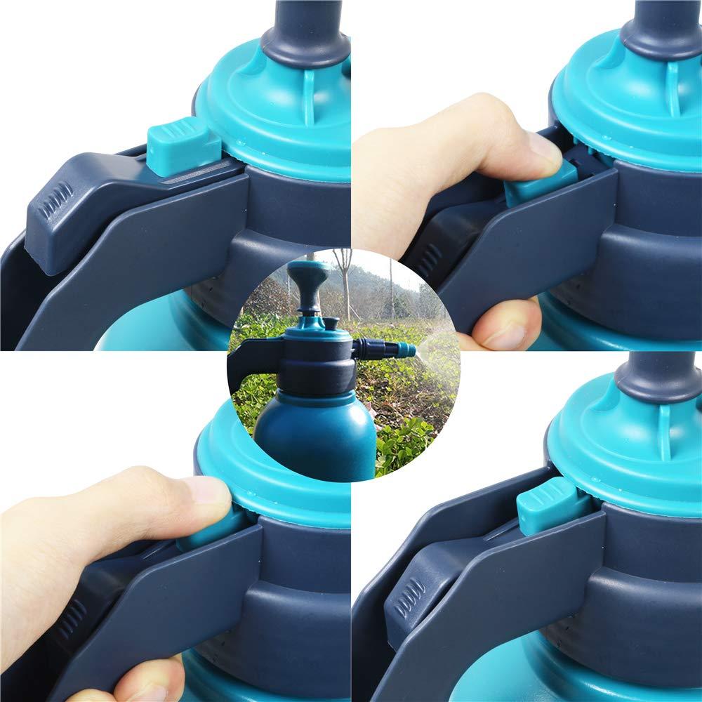 SEA or STAR Pulverizadores de Agua Pulverizador Manual de presi/ón de Bomba para Plantas de jard/ín y pesticidas 1//2 gal/ón