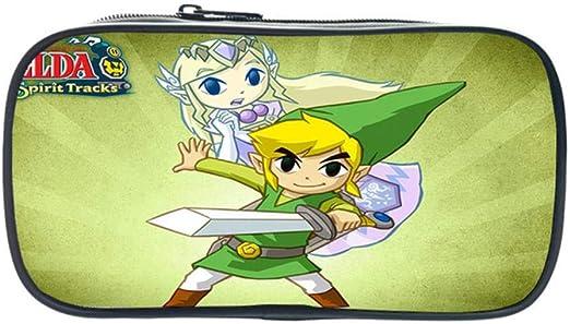 Twhoixi The Legend of Zelda Estuche para lápices Enlace Niños ...