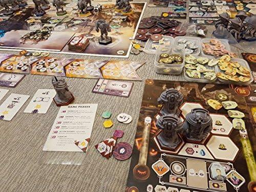 Mindclash Games- Anachrony Exosuit Commander Pack - Ampliación de Paquete, Multicolor (MCG0004): Amazon.es: Juguetes y juegos