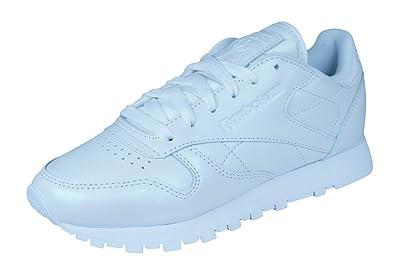 Reebok Classic Leather Pearlized Damen Sneaker Weiß: Amazon