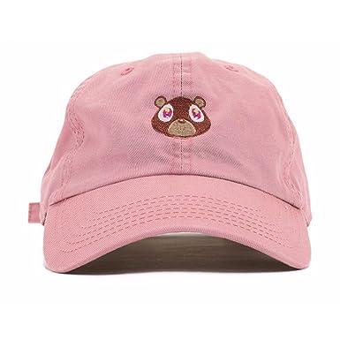 556515b15 GUBENM Baseball Caps, Unisex Lovely Bear Embroidery Baseball Cap ...