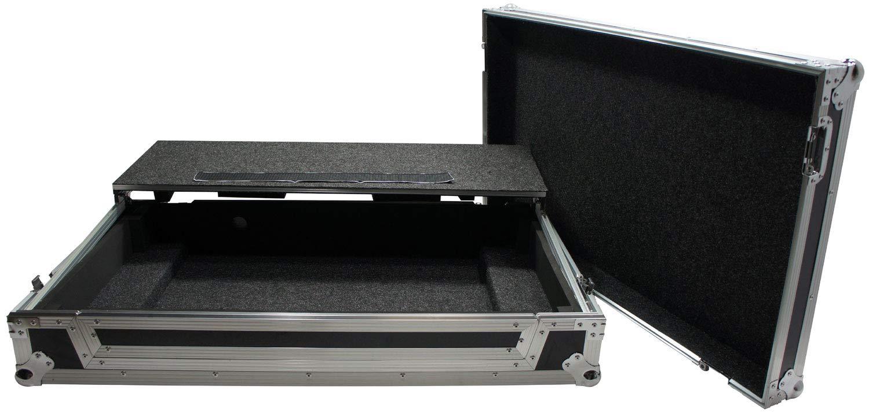 Harmony HCDDJSZWLT Flight Glide Laptop Stand DJ Custom Case fits Pioneer DDJ-SZ2