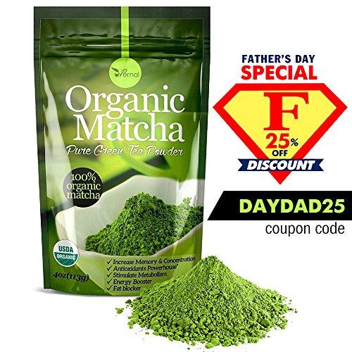 Organic Matcha Green Tea Powder product image