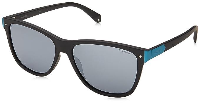 Polaroid PLD 6035/S EX 003 56, Gafas de Sol Unisex Adulto, Negro