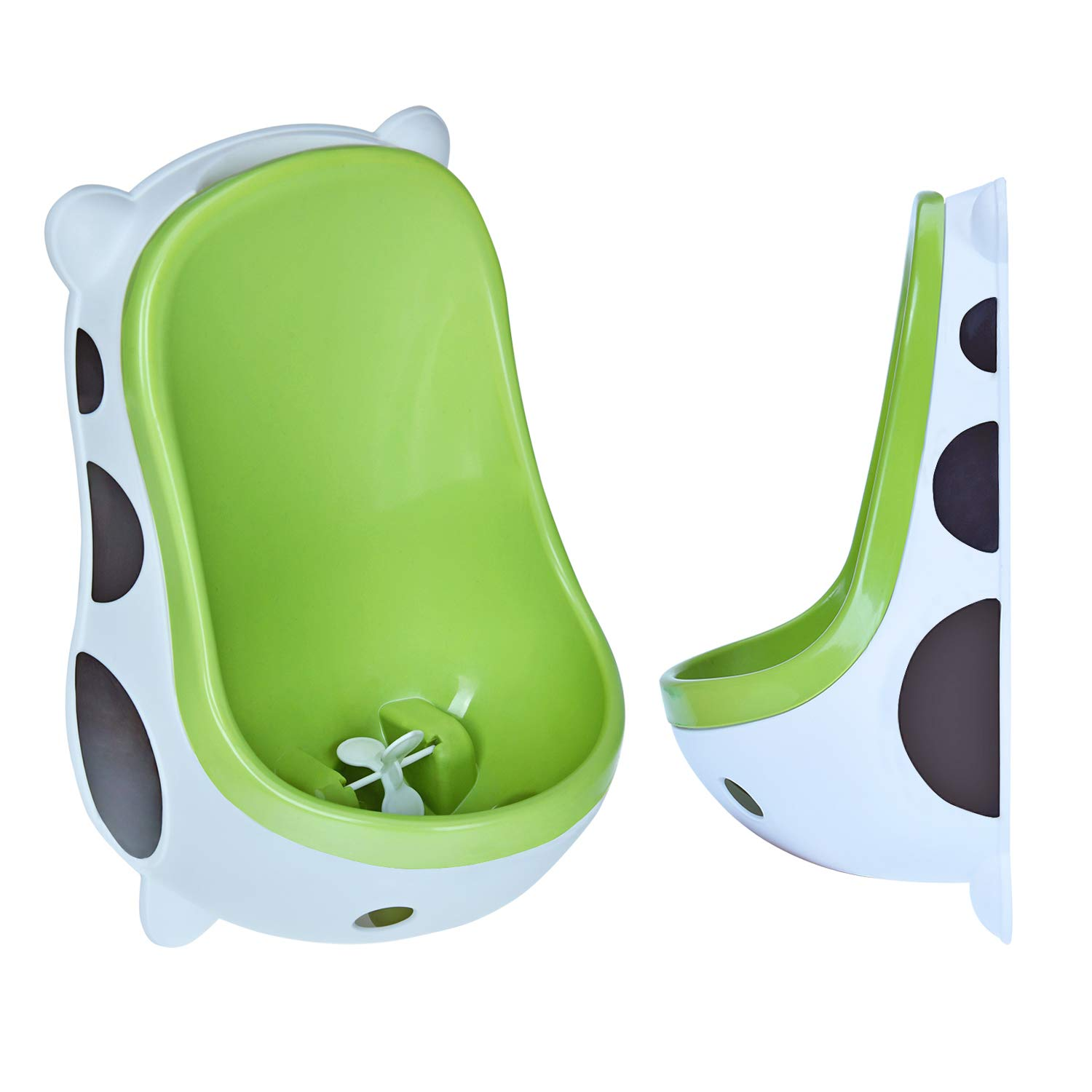 Potty Training Urinal for Boys - Cute Cow Training Urinal/Potty Urinal Pee Trainer Urine (White Cow)