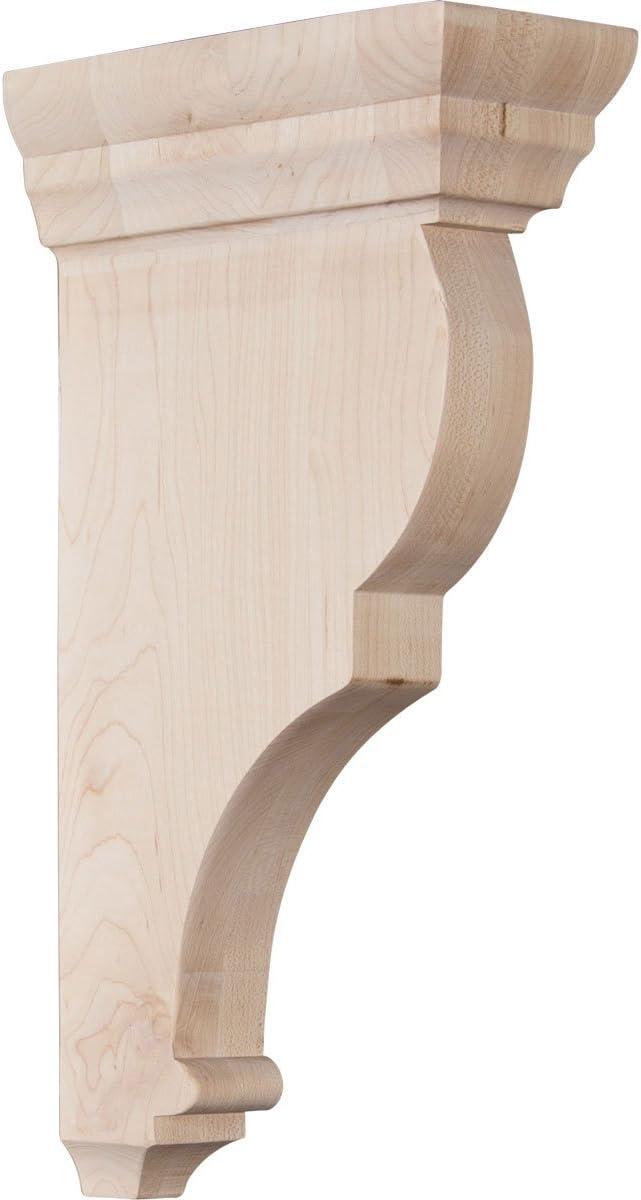 Ekena Millwork CORW03X06X12RJRW Rojas Wood Corbel, 3
