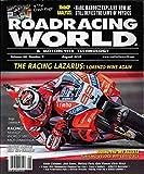 ROADRACING WORLD Magazine August 2018 JORGE LORENZO Cover, MotoGP, World SBK, MOTOAMERICA, MV AGUSTA, Marc Marquez