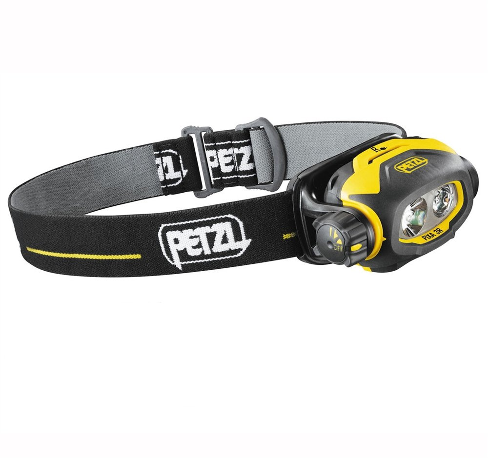 Petzl PIXA 3R ACCU pro headlamp