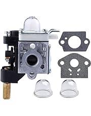 Hippotech RB-K75 Carburetor with Gasket Primer Bulb for Echo GT200 GT200i GT200R GT201i SRM210 SRM210i SRM210U SRM211 SRM211i SRM211U Trimmer
