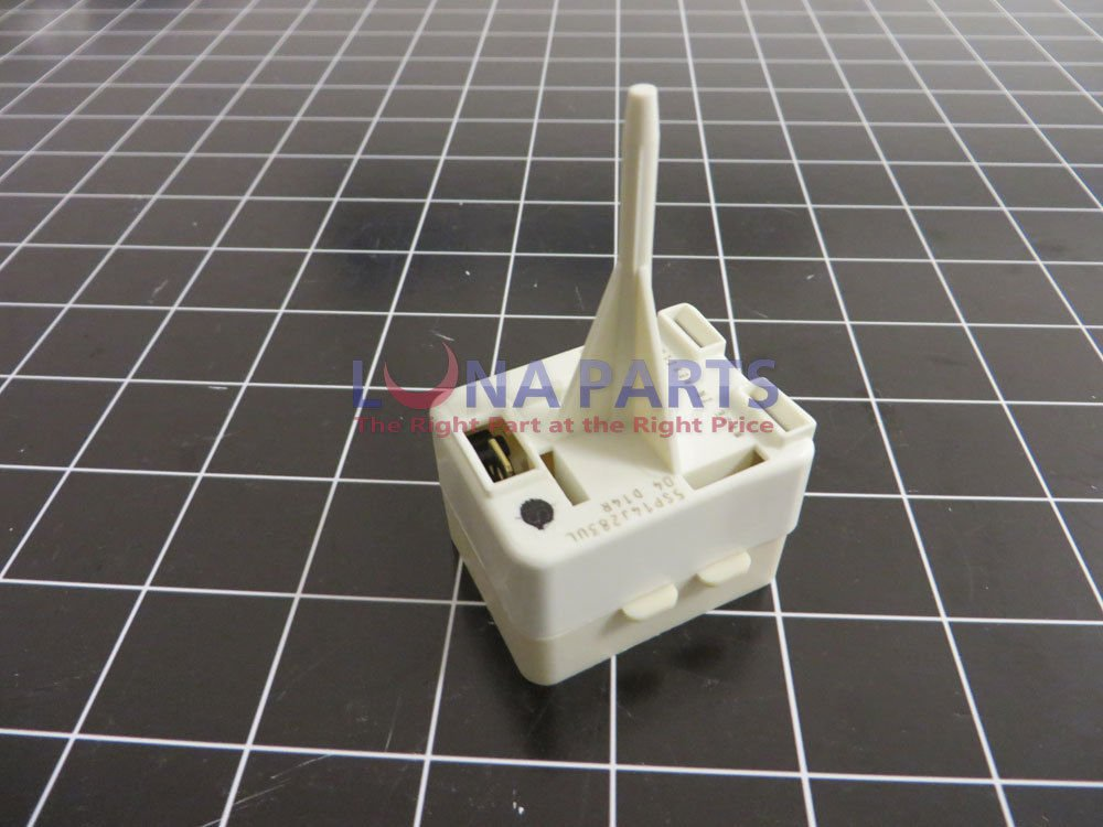 (Ship from USA) Genuine OEM GE WR09X10106 GE Refrigerator Compressor Starting Relay and Overload /ITEM NO#8Y-IFW81854271906