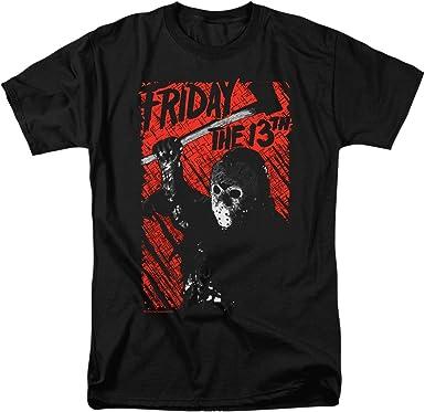 Popfunk Friday The 13th Movie Jason Lives T Shirt & Stickers