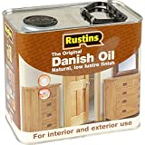 Rustins Original Danish Oil 2.5L