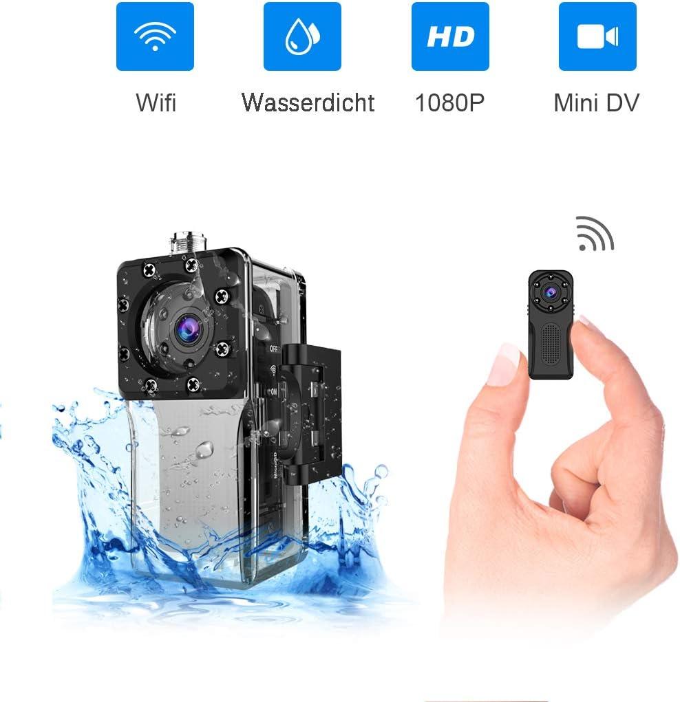 Wasserdichte Wlan Mini Kamera - Mini Kamera