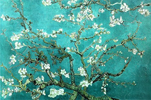 cm Van Gogh Almond Blossom Maxi Poster by Grindstore