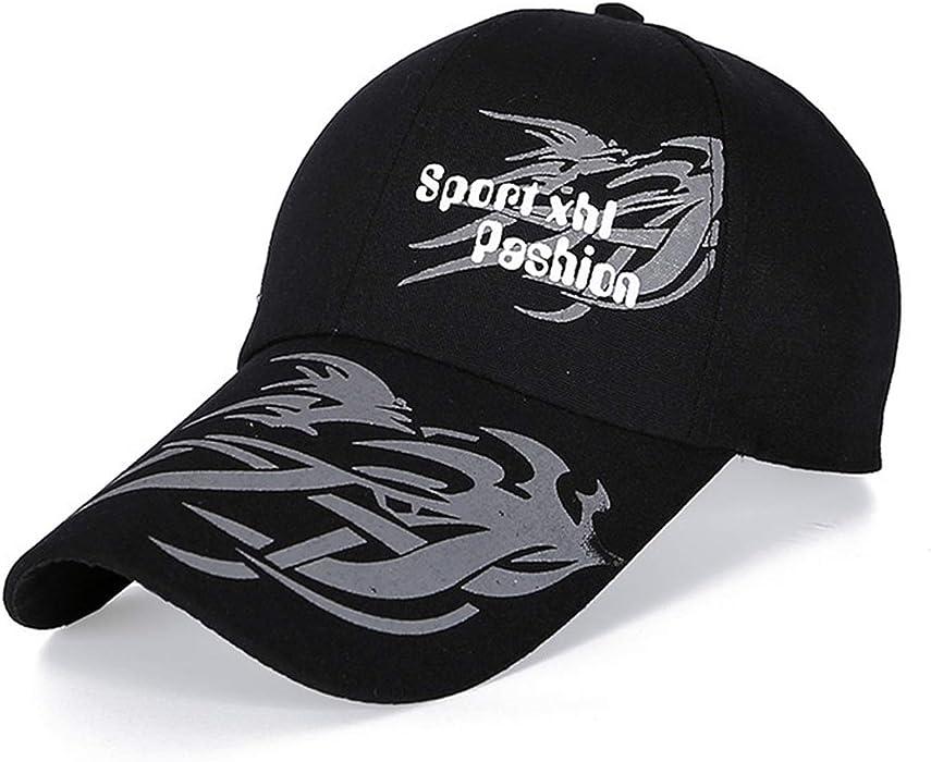 Golf Hats for Men Women Cap Canvas Baseball Caps Solid Sun Long Visor Hat Gorras Casquette