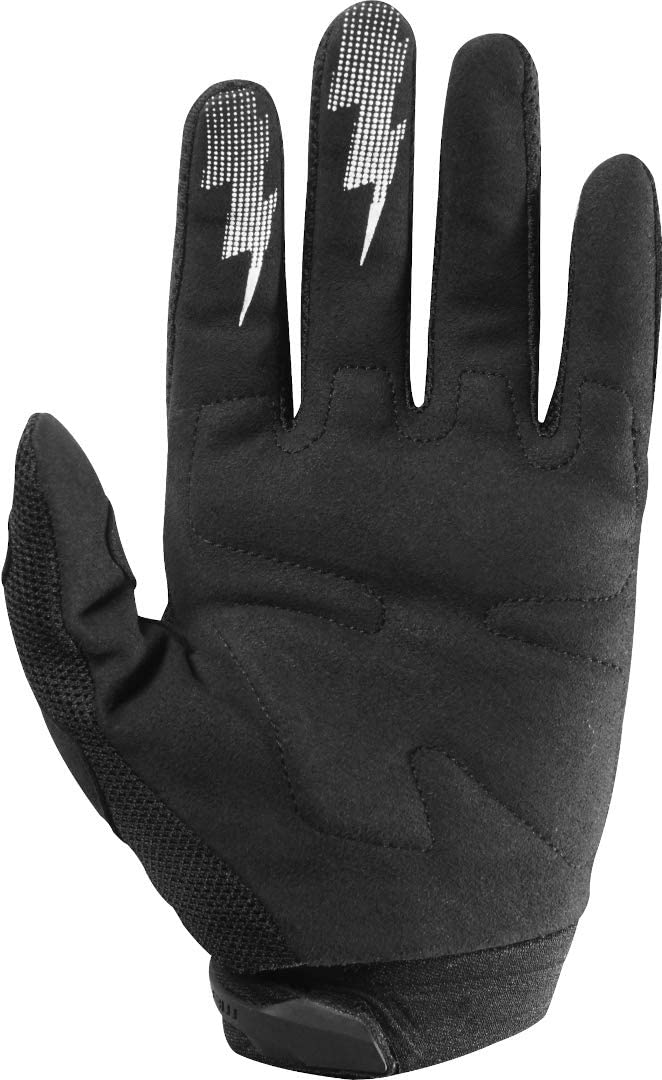 Race Black Yth Dirtpaw Glove