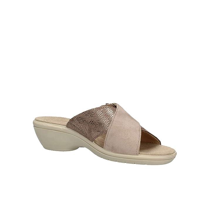 Sandales Sacs Chaussures Femme Enval 1276133 et 0wvxwR7