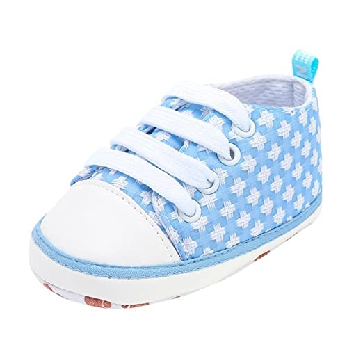 3d301115f713a Amazon.com: Baby Walking Shoes 0-18 Months, Infant Toddler Boys ...
