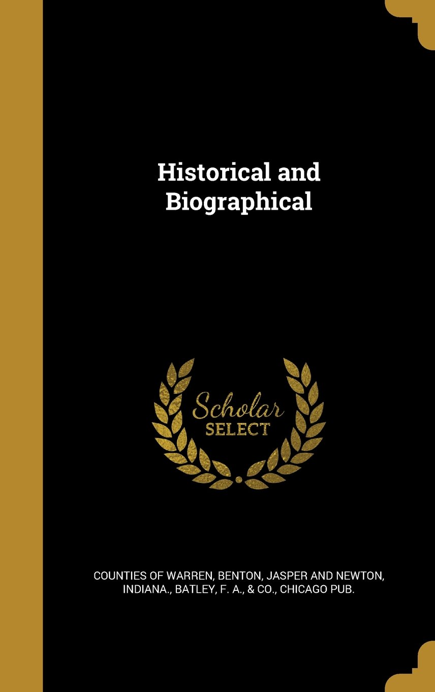 Historical and Biographical pdf