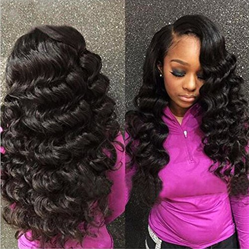 BINF 100% Unprocessed Brazilian Virgin Hair Loose Wave Hair Weave 4pcs/lot(26 28 30 30) 400g Virgin Brazilian Human Hair Extensions Natural Color Loose Wave 10-30inches