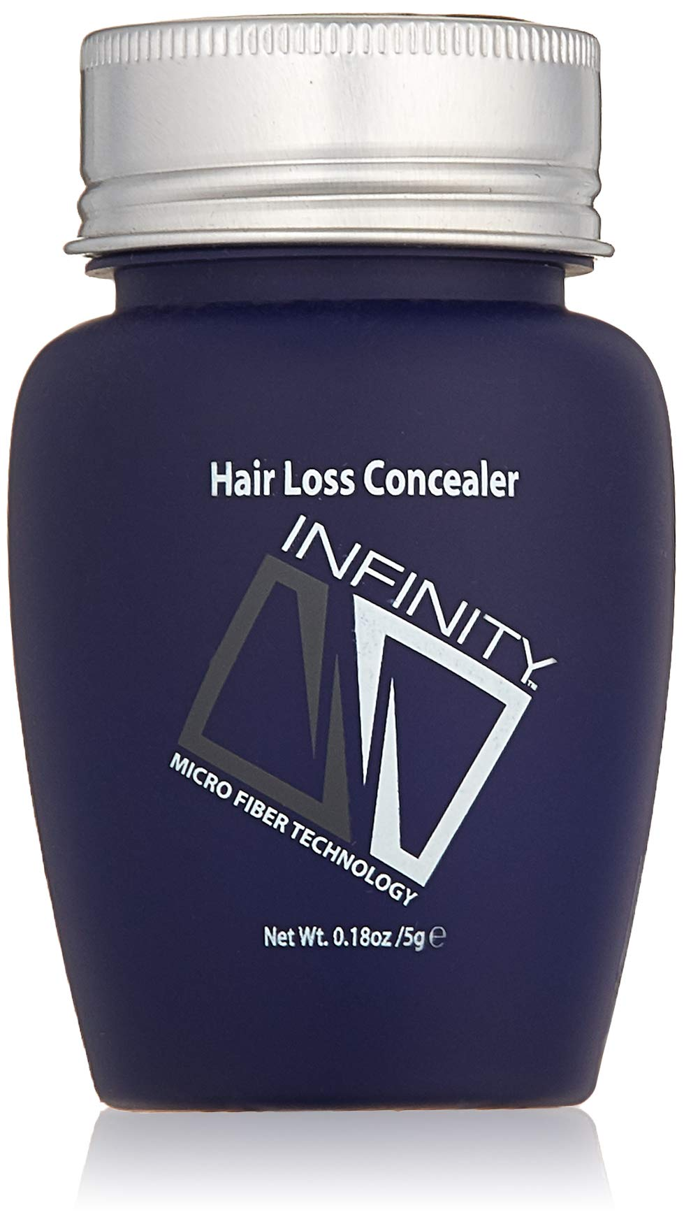 Infinity Hair Building Fibers to Conceal Thinning Hair for the Appearance of Thicker, Fuller Hair