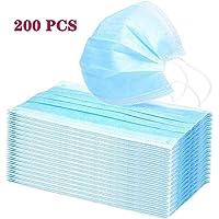 FEGER El Uso quirúrgico (200 Paquetes) Máscara Facial M-A-S-K-S, la protección de la Salud, el Cuidado médico Esteticista-Uso-Sellado estándar Bolsa higiénica