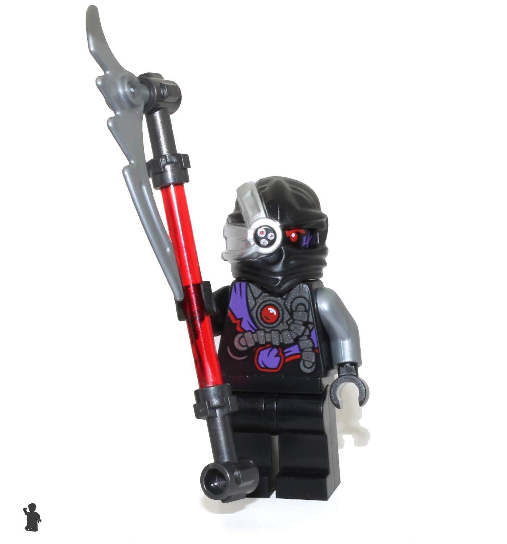 Amazon.com: LEGO Ninjago Minifigura – Nindroid (edición ...