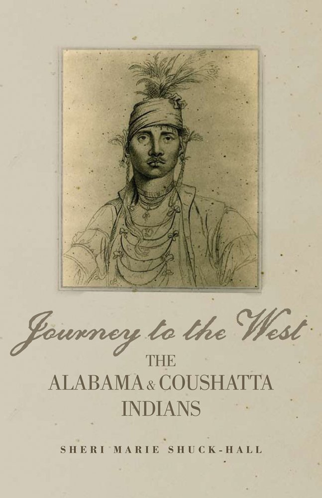 Download Journey to the West: The Alabama and Coushatta Indians (The Civilization of the American Indian Series) PDF
