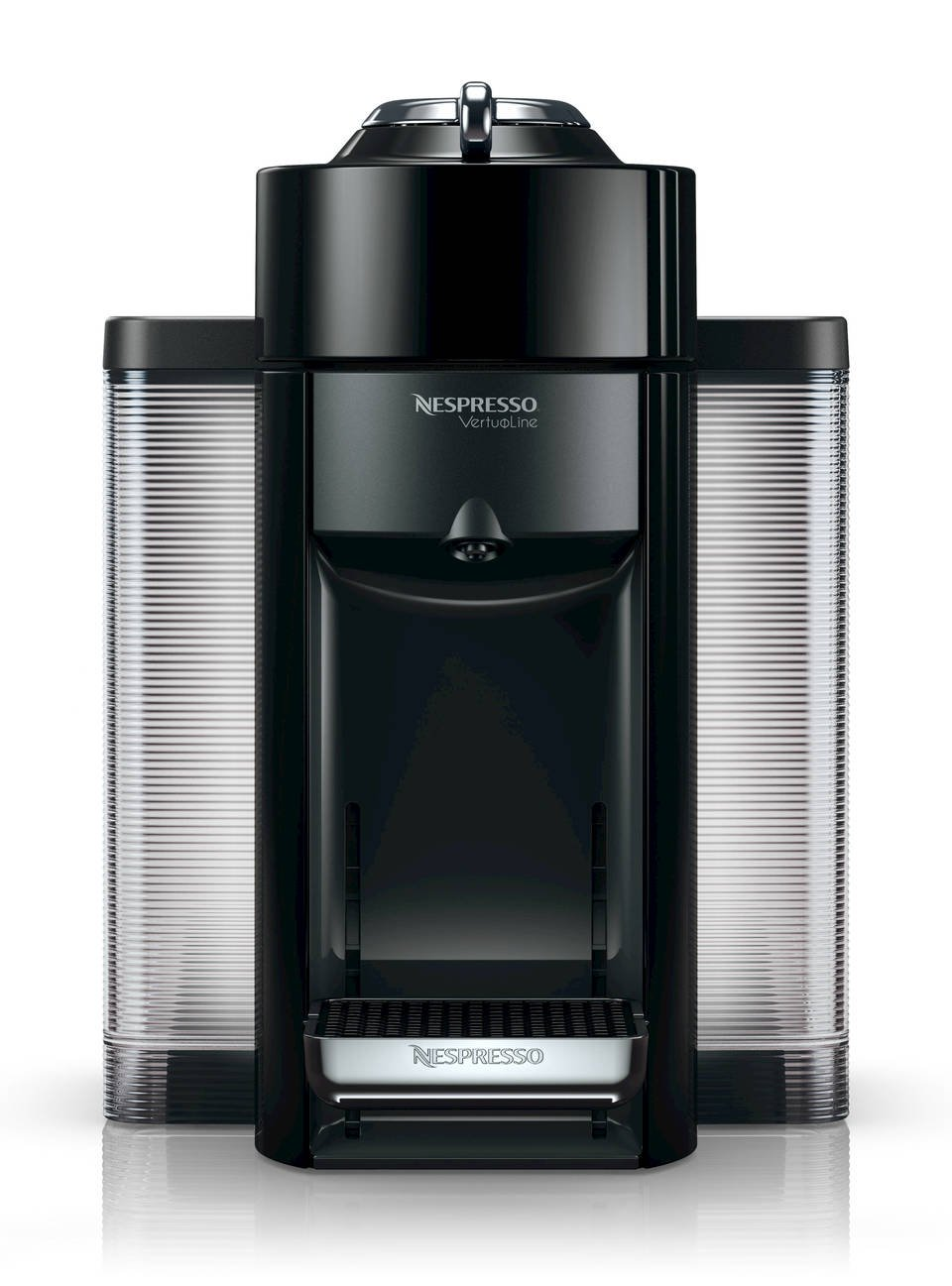 Nespresso A+GCC1-US-BK-NE VertuoLine Evoluo Deluxe Coffee & Espresso Maker with Aeroccino Plus Milk Frother, Black (Discontinued Model) by Nespresso (Image #5)