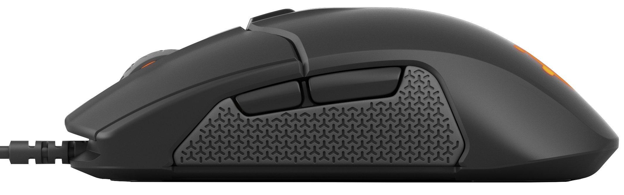 SteelSeries Sensei 310 Gaming Mouse - 12,000 CPI TrueMove3 Optical Sensor - Ambidextrous Design - Split-Trigger Buttons - RGB Lighting by SteelSeries (Image #5)