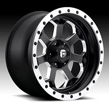 Fuel Wheels 20x9 >> Amazon Com Fuel D565 Savage 20x9 6x135 6x139 7 20mm Black