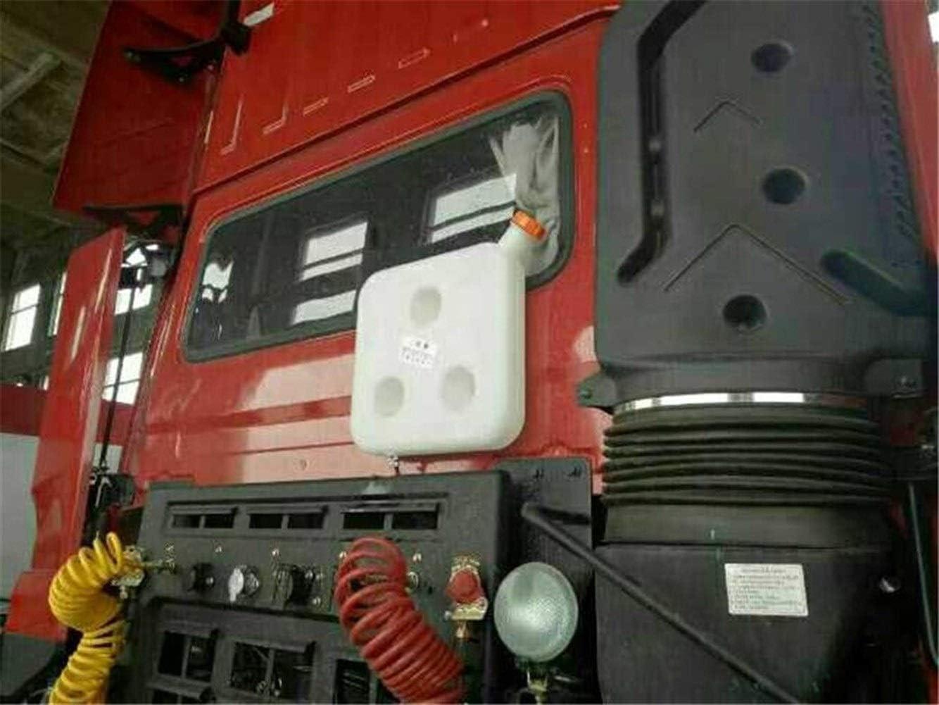 Color : White Serbatoio di carburante Benzina Serbatoio carburante Oil Engineering Plastic Benzin Serbatoio for Webasto Eberspacher Aria Diesel Riscaldatore Per conservare lolio
