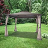 Wind Resistant Gazebo Replacement Canopy For Sale