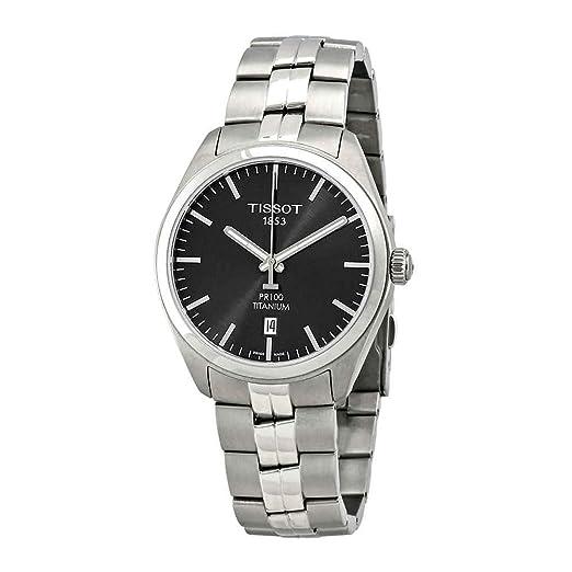 Reloj Tissot PR100 TITANIUM