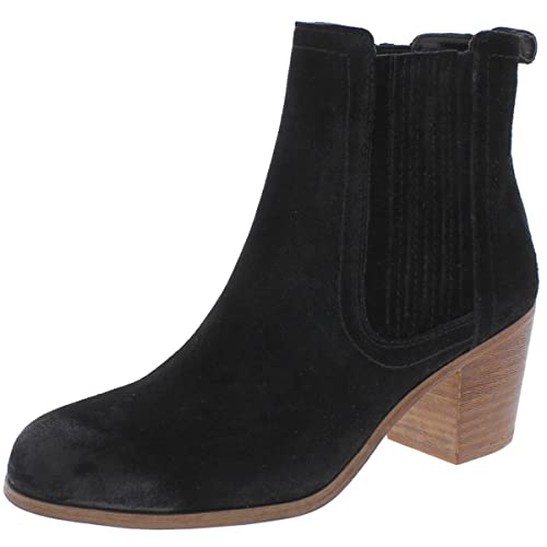 f42bb7dfc Sam Edelman Womens Lance Suede Block Heel Ankle Boots  Amazon.ca  Shoes    Handbags