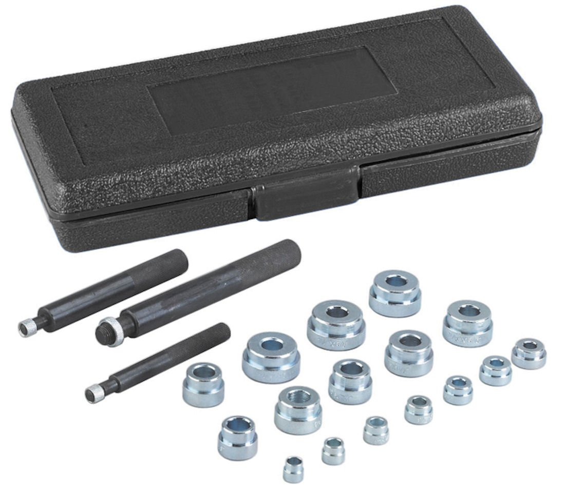 OTC 4505 SAE Bushing Driver Set - 19 Piece